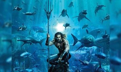 primer poster de 'Aquaman'