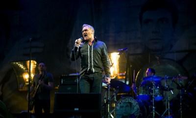 Morrissey abrió nueva fecha