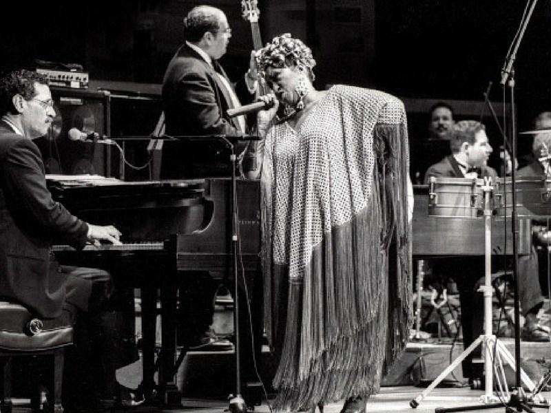 Aniversario luctuoso de Celia Cruz