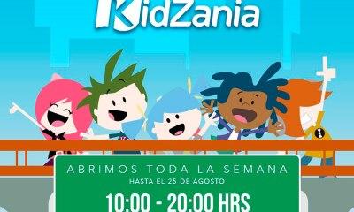 vacaciones de verano en KidZania