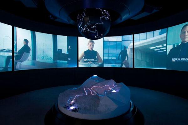 Los Alpes Suizos son sede del museo dedicado a James Bond Museo-Bond-600x400