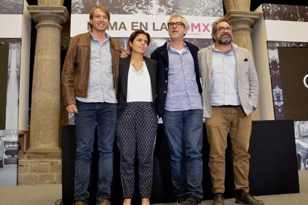 Tenemos primer vistazo de 'Roma', lo nuevo de Alfonso Cuarón Roma-teaser-03-600x400