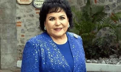 Carmen Salinas tendrá su serie biográfica