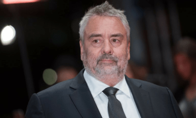 Luc Besson fue acusado de abuso sexual