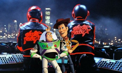 Daft Punk en Toy Story 4
