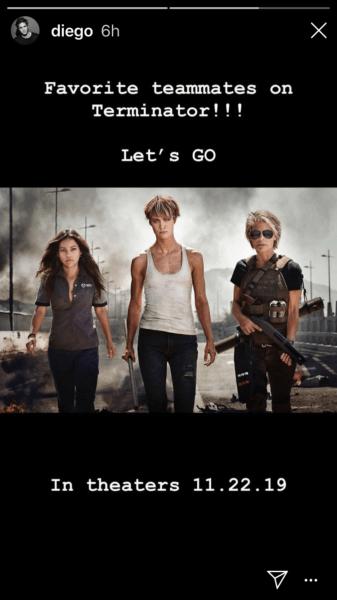 Lanzan primera imagen oficial de 'Terminator 6' dominada por mujeres IMG_0190