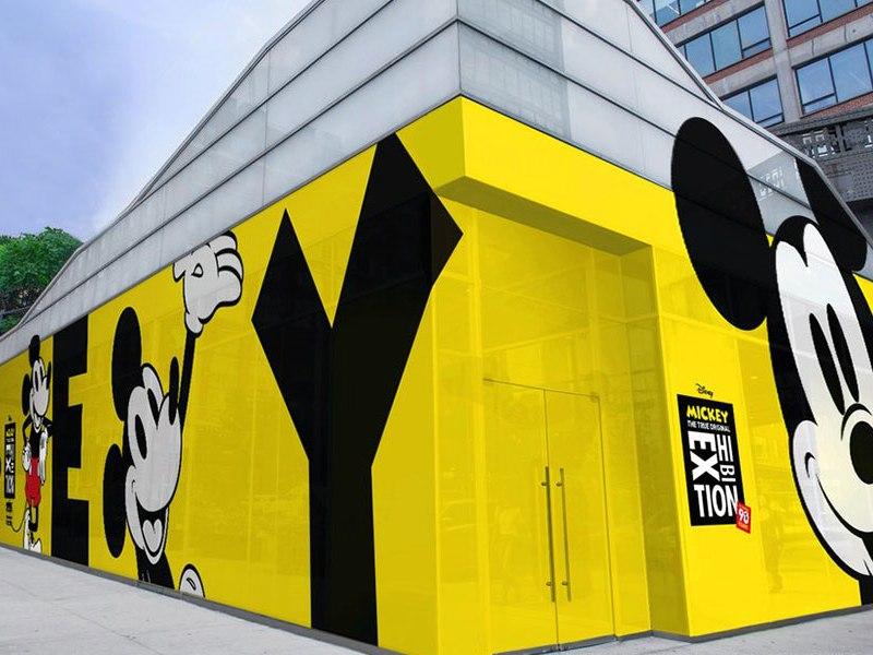 'Mickey: The True Original Exhibition'