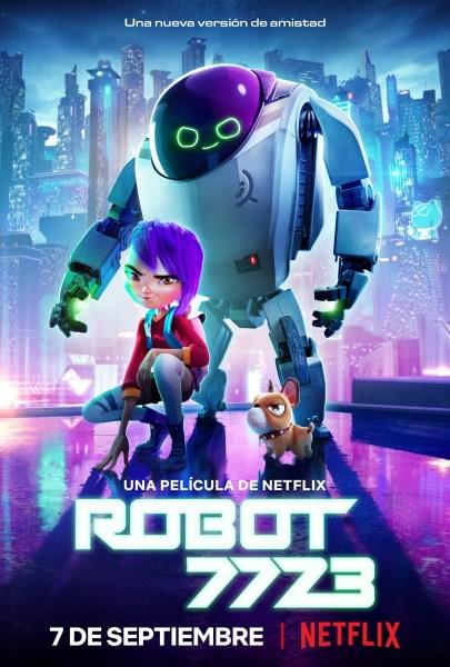 Primer trailer de 'Robot 7723' la nueva película animada de Netflix NextGen_Attitude_LAS-405x600