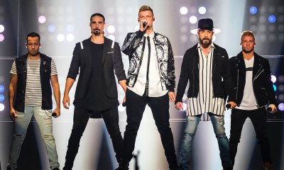 Show de los Backstreet Boys