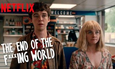 segunda temporada de 'The End of the F***ing World'