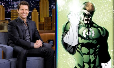 Tom Cruise podría ser 'Green Lantern'
