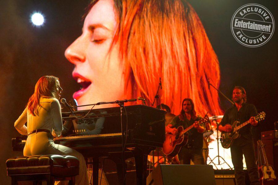 Revelan imágenes de Lady Gaga y Bradley Cooper en 'A Star Is Born' asib-23762187123821390293021