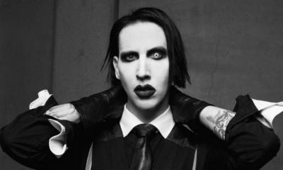 Marilyn Manson se desmayó