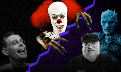 Stephen King es mejor que George R.R. Martin