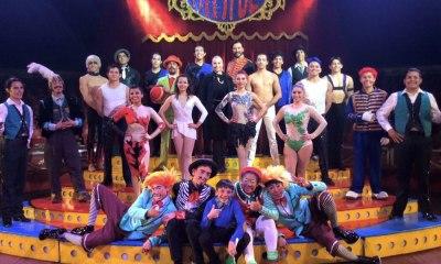Circo Atayde Hermanos celebrará sus 130 años