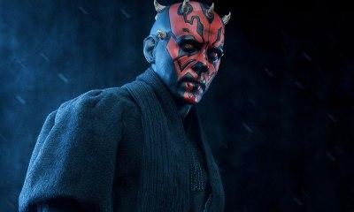 'Darth Maul' en 'Han Solo'