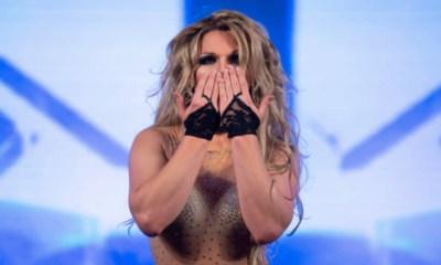 Britney cometió un error