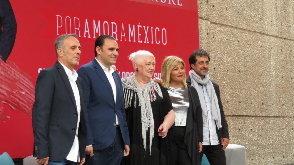 Mocedades celebra sus 50 años de trayectoria con concierto 'Por Amor a México' IMG_0332
