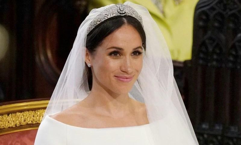 Meghan Markle reveló secreto sobre su vestido de boda Meghan-Markle-revel%C3%B3-secreto-sobre-su-vestido