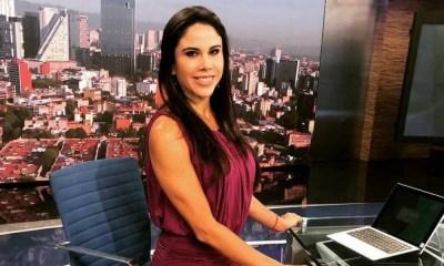 Paola Rojas y el 'Canelo'