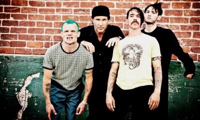 Red Hot Chili Peppers podría lanzar nuevo álbum