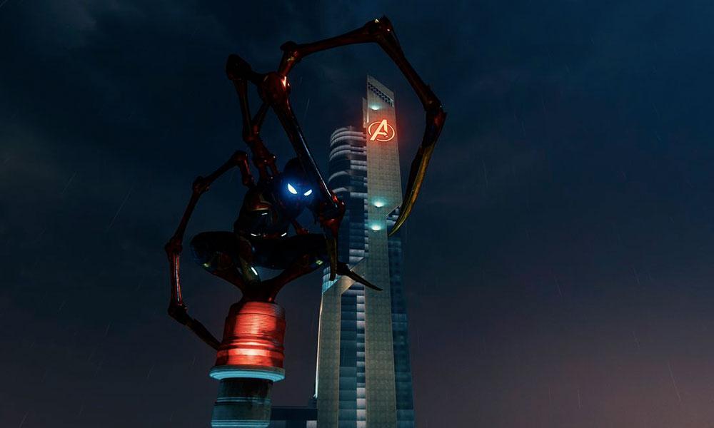 El tour de fotos del Universo Marvel en Spider-Man causa spoilers en redes Sipder-Man-tour-01