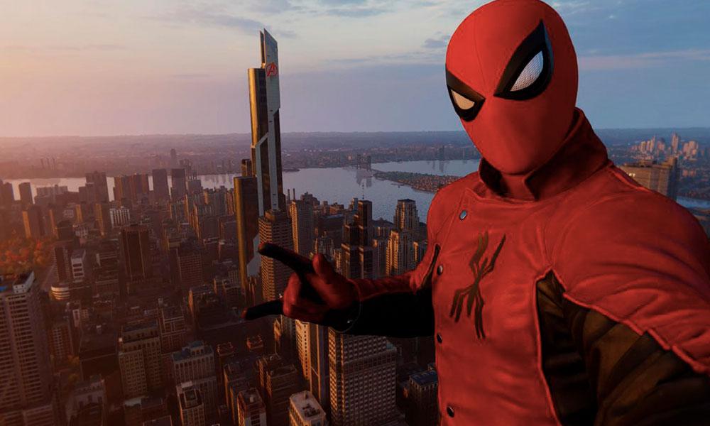 El tour de fotos del Universo Marvel en Spider-Man causa spoilers en redes Sipder-Man-tour-02