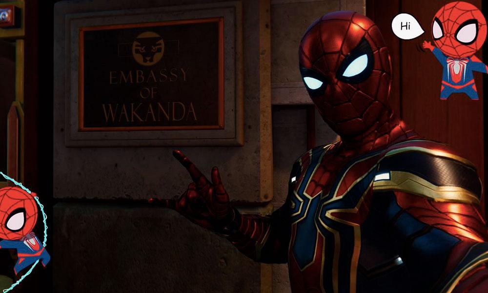 El tour de fotos del Universo Marvel en Spider-Man causa spoilers en redes Sipder-Man-tour-08