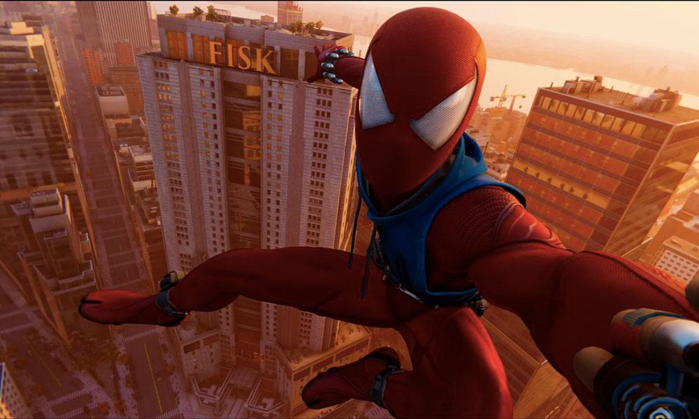 El tour de fotos del Universo Marvel en Spider-Man causa spoilers en redes Sipder-Man-tour-10