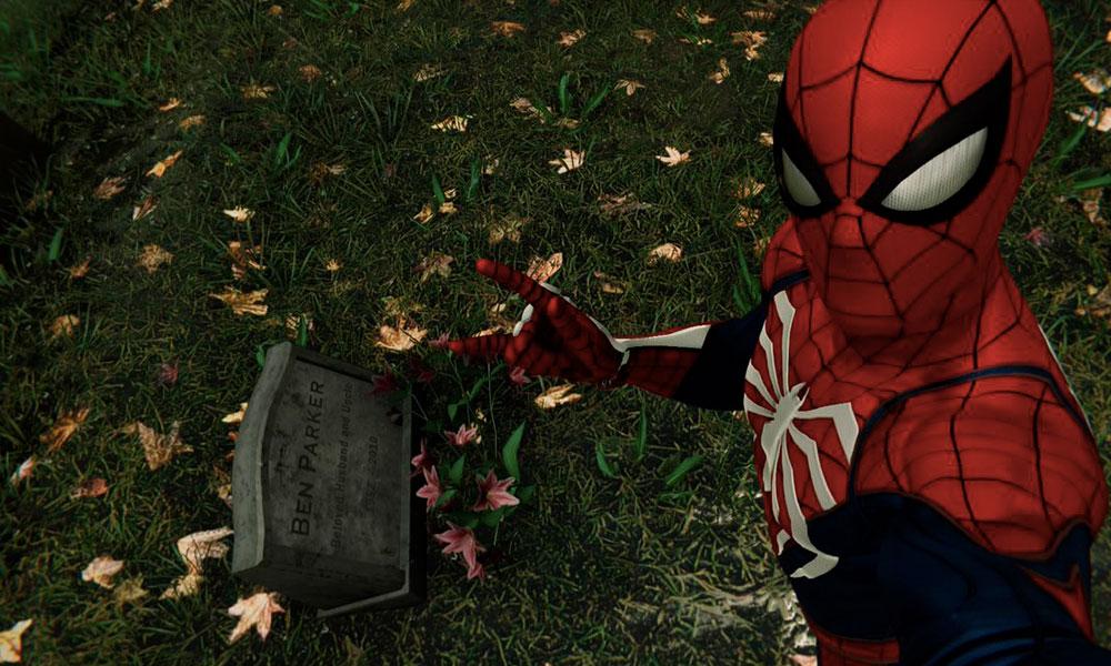El tour de fotos del Universo Marvel en Spider-Man causa spoilers en redes Sipder-Man-tour-12