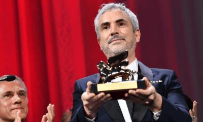Alfonso Cuarón ganó el León de Oro