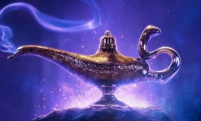 primer póster del live-action de 'Aladdin'