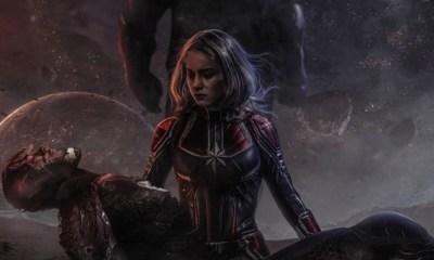 Crean nueva teoría sobre 'Avengers 4'