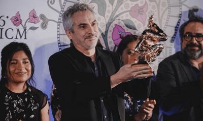 Cuarón recibió Premio a la Excelencia Artística