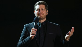 Michael Bublé termina con los rumores