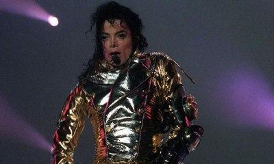 Chamarra que Michael Jackson usó en su gira 'Bad'