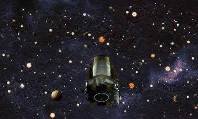 la NASA despidió a Kepler