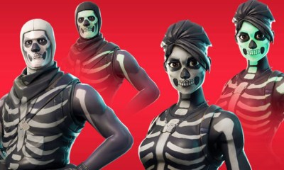 Skull Trooper regresa a Fortnite