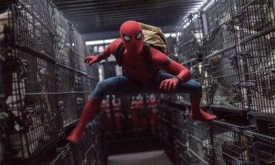 Terminó el rodaje de 'Spider-Man: Far From Home'