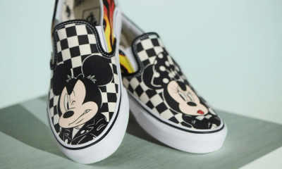 Vans de Mickey Mouse