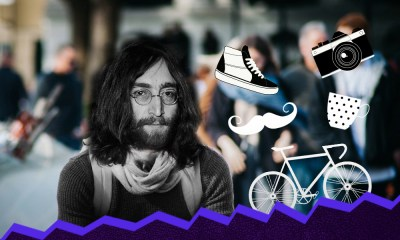 John Lennon en 2018