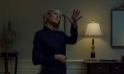 Trailer final de 'House of Cards'
