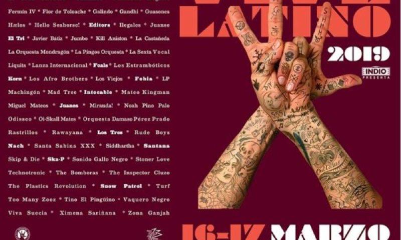 Por error filtran el cartel del Vive Latino 2019 45704494_2310981072265852_5963765448607531008_n-500x500