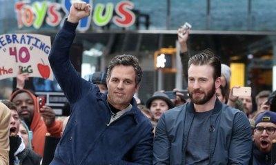 'Avengers' en su juventud