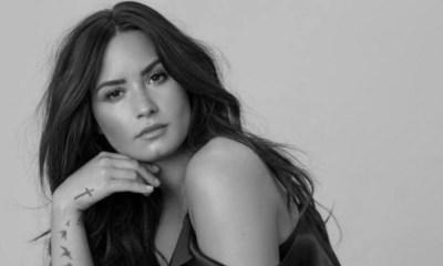 Demi Lovato reaparece para votar