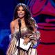 Thalía en los Latin Grammys