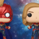 Funkos de 'Captain Marvel'