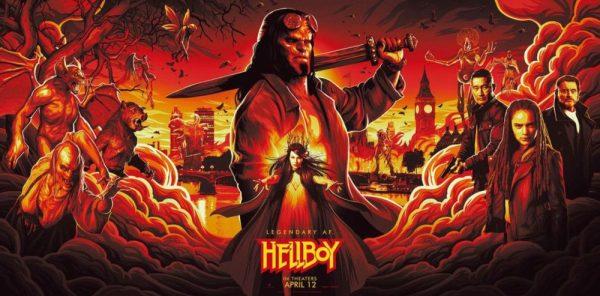 El reboot de 'Hellboy' muestra su primera caracterización Hellboy-NYCC-18-600x296