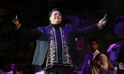 Juan Gabriel reaparecerá en diciembre
