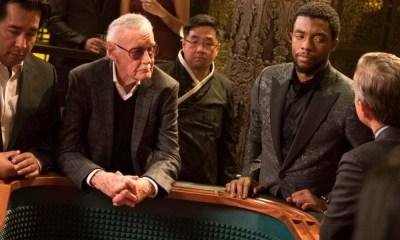 Stan Lee grabó su cameo para 'Avengers 4'